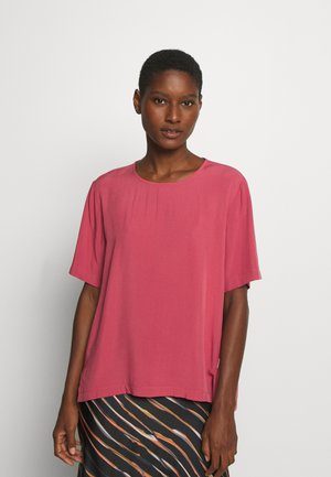 Blouse - blackberry sorbet