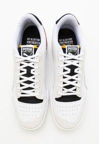 Puma - RALPH SAMPSON - Zapatillas - white/black/high risk red - 3