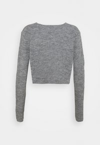 Even&Odd - Cardigan - mottled grey - 7