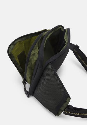 UNISEX - Bum bag - black/wild pine