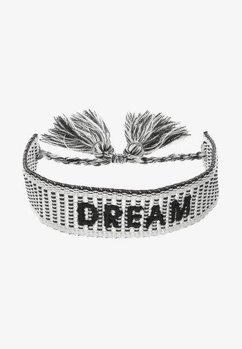 DIANA ZUR LÖWEN - Bracelet - weiß