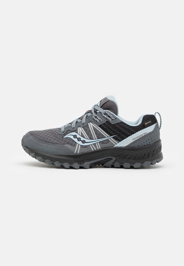 EXCURSION TR14 GTX - Chaussures de running - charcoal/blue