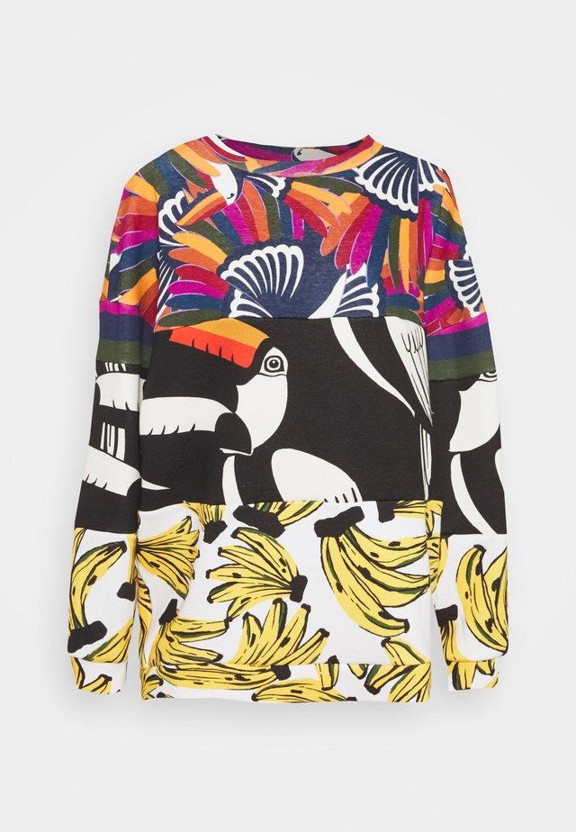 MIXED RAINBOW  - Sweatshirt - multi