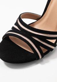 Anna Field - Højhælede sandaletter / Højhælede sandaler - black - 2