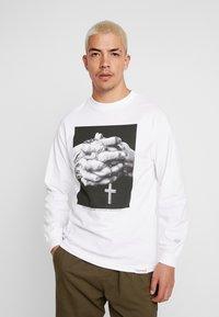 Diamond Supply Co. - MERCY TEE - Langarmshirt - white - 0