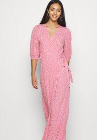Vila - VIKIDDA DRESS - Maxi dress - rosebloom/flowers - 4