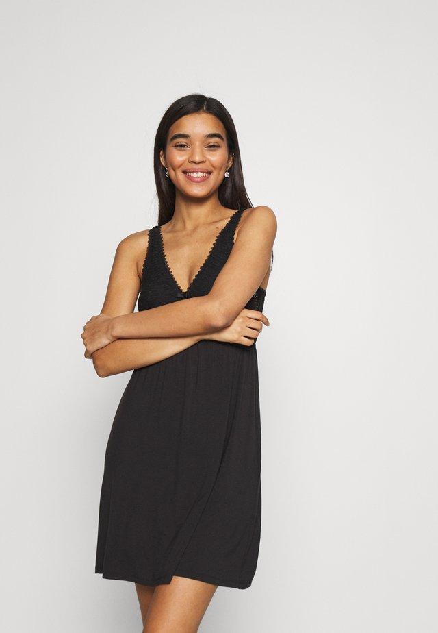AURA SPOTLIGHT - Noční košile - black