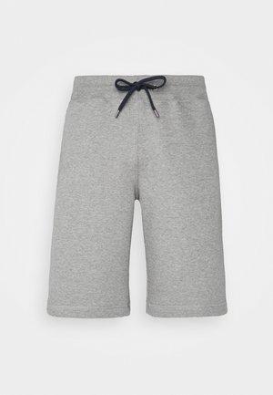 REGULAR FIT - Spodnie treningowe - grey