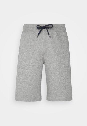 REGULAR FIT - Teplákové kalhoty - grey