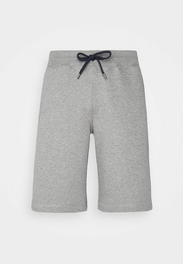 REGULAR FIT - Trainingsbroek - grey
