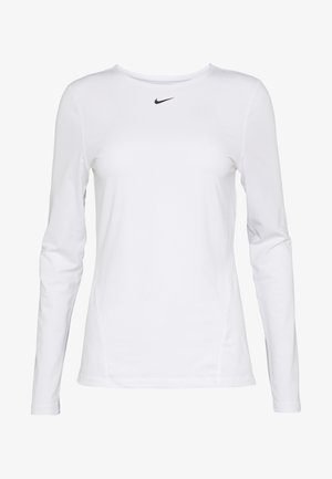 ALL OVER - Camiseta de deporte - white/black