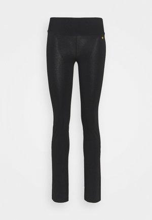 FIT PANTS - Leggings - black