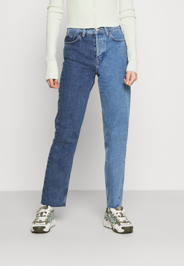 TWO TONE PAX  - Straight leg jeans - summer vintage