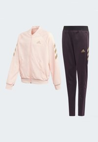 adidas Performance - XFG TRACKSUIT - Tracksuit - pink - 8