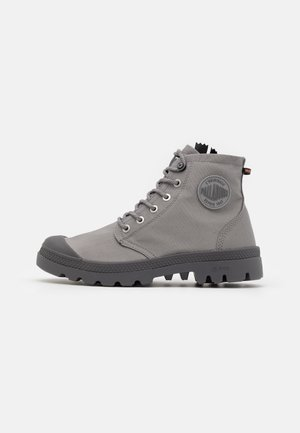 PAMPA RCYCL LT WP UNISEX - Lace-up ankle boots - titanium