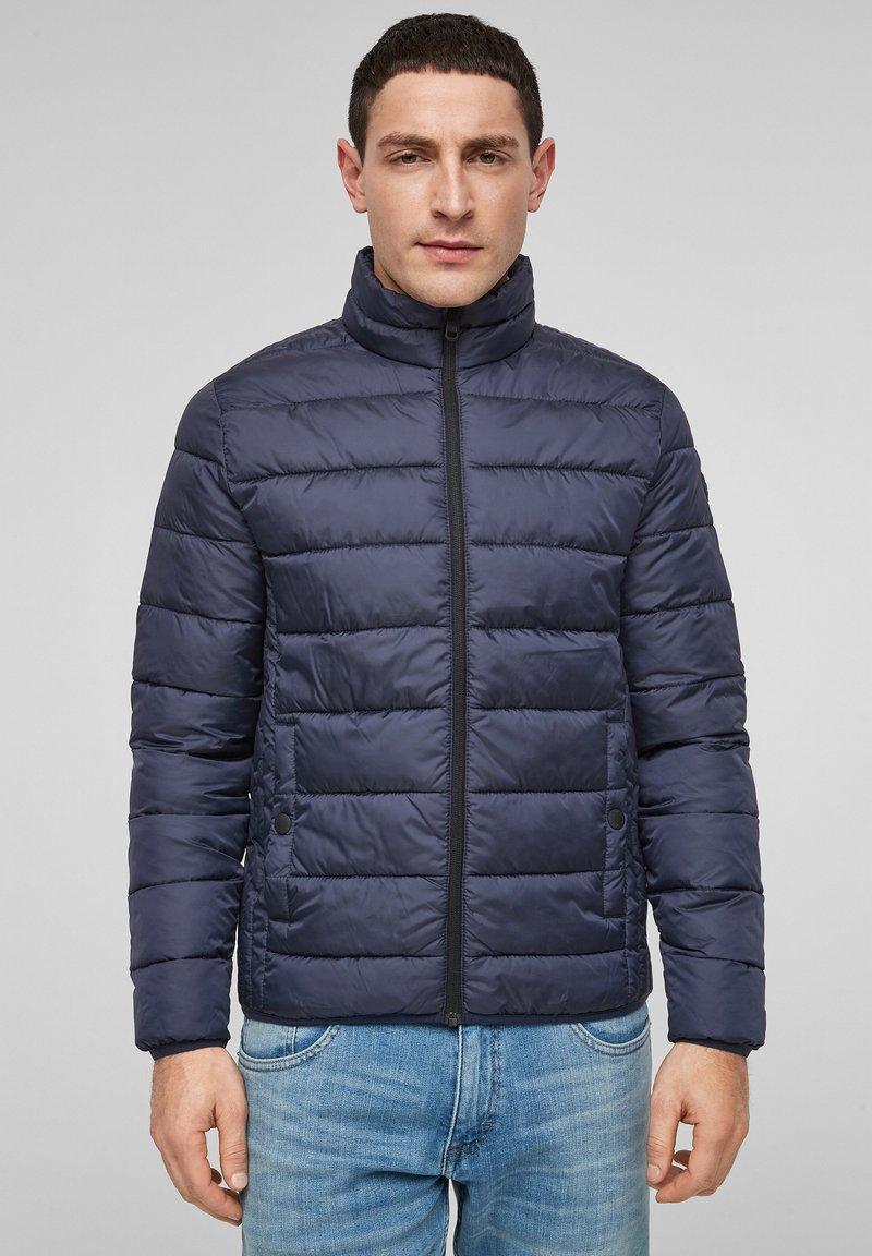 Q/S designed by - Light jacket - navy