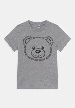 UNISEX - Camiseta estampada - melange grey