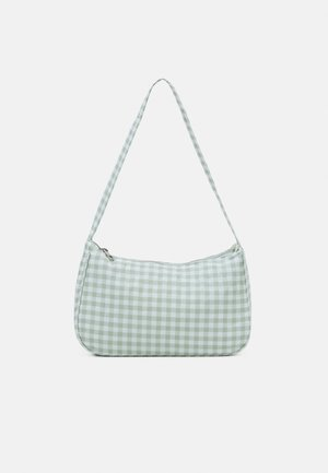 PCJULIETTA SHOULDER BAG - Bolso de mano - jade lime/silver-coloured