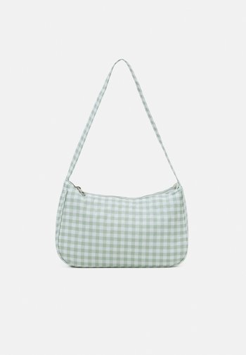 PCJULIETTA SHOULDER BAG - Håndveske - jade lime/silver-coloured