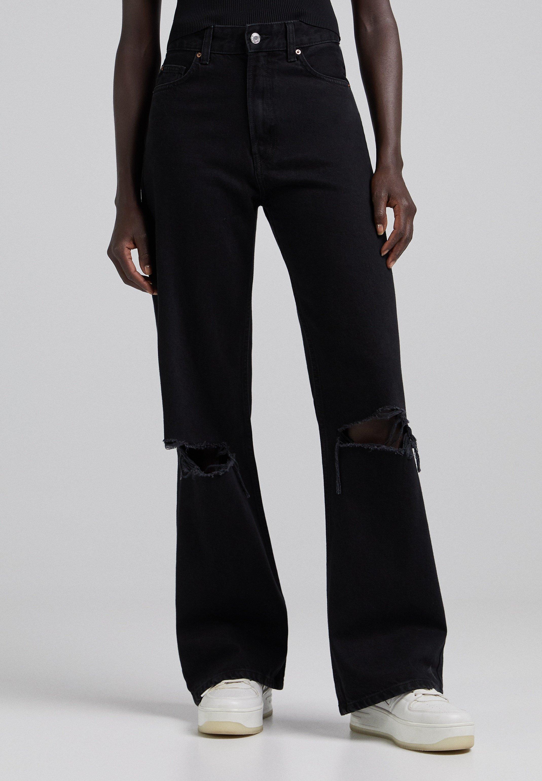 Femme 90s WIDE LEG - Jean flare