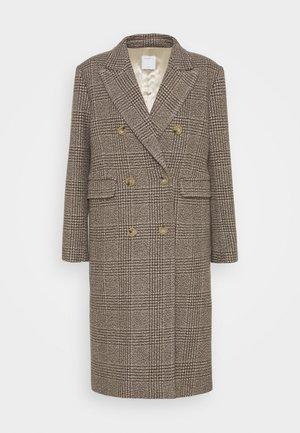 LAINA - Klassinen takki - beige / gris