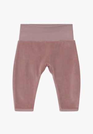 AKI BABY - Leggings - mauve