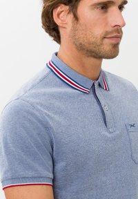 BRAX - STYLE PADDY - Polo shirt - blau - 3