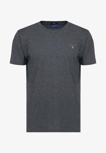ORIGINAL - Jednoduché triko - anthracite