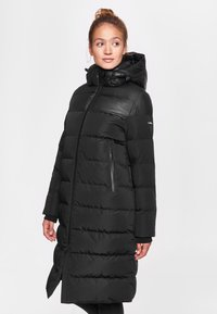 National Geographic - RE-DEVELOP  - Winter coat - black - 0