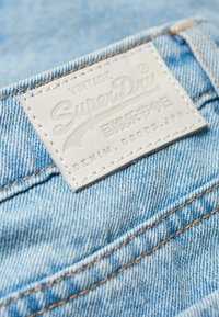 Superdry - Jupe en jean - blue - 3