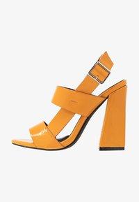 co wren - High heeled sandals - mustard - 1