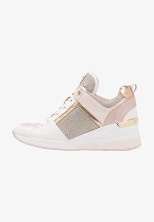 GEORGIE TRAINER - Joggesko - soft pink/multicolor