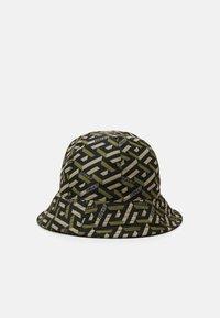 Versace - HAT UNISEX - Hat - kaki/nero - 1