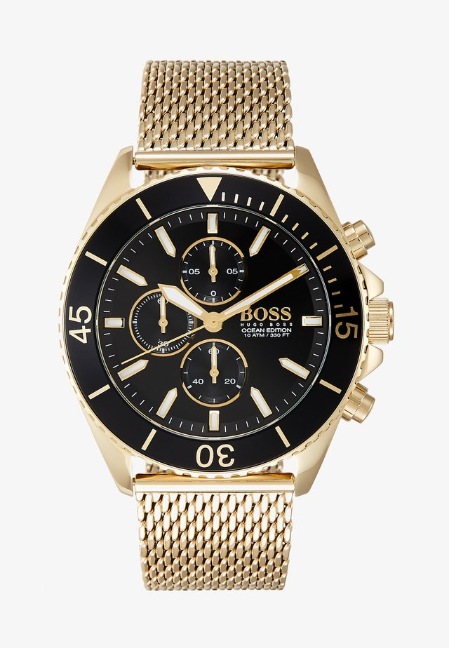 OCEAN EDITION - Montre - gold-coloured