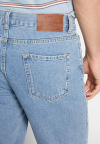 Solid - DAD - Jeans Tapered Fit - blue dnm - 5
