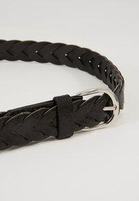 NAF NAF - STONES - Belte - black - 4