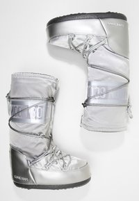 Moon Boot - GLANCE - Śniegowce - silver - 3