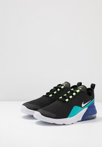 Nike Sportswear - AIR MAX MOTION 2  - Sneakers laag - black/photon dust/hyper blue/oracle aqua - 3