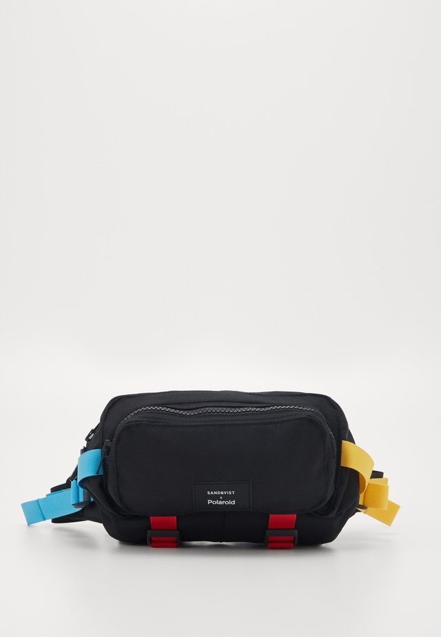 PARIS SANDQVIST - Bum bag - black