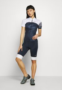 Gore Wear - TRIKOT - Triko s potiskem - orbit blue/white