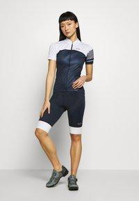 Gore Wear - TRIKOT - T-Shirt print - orbit blue/white - 1