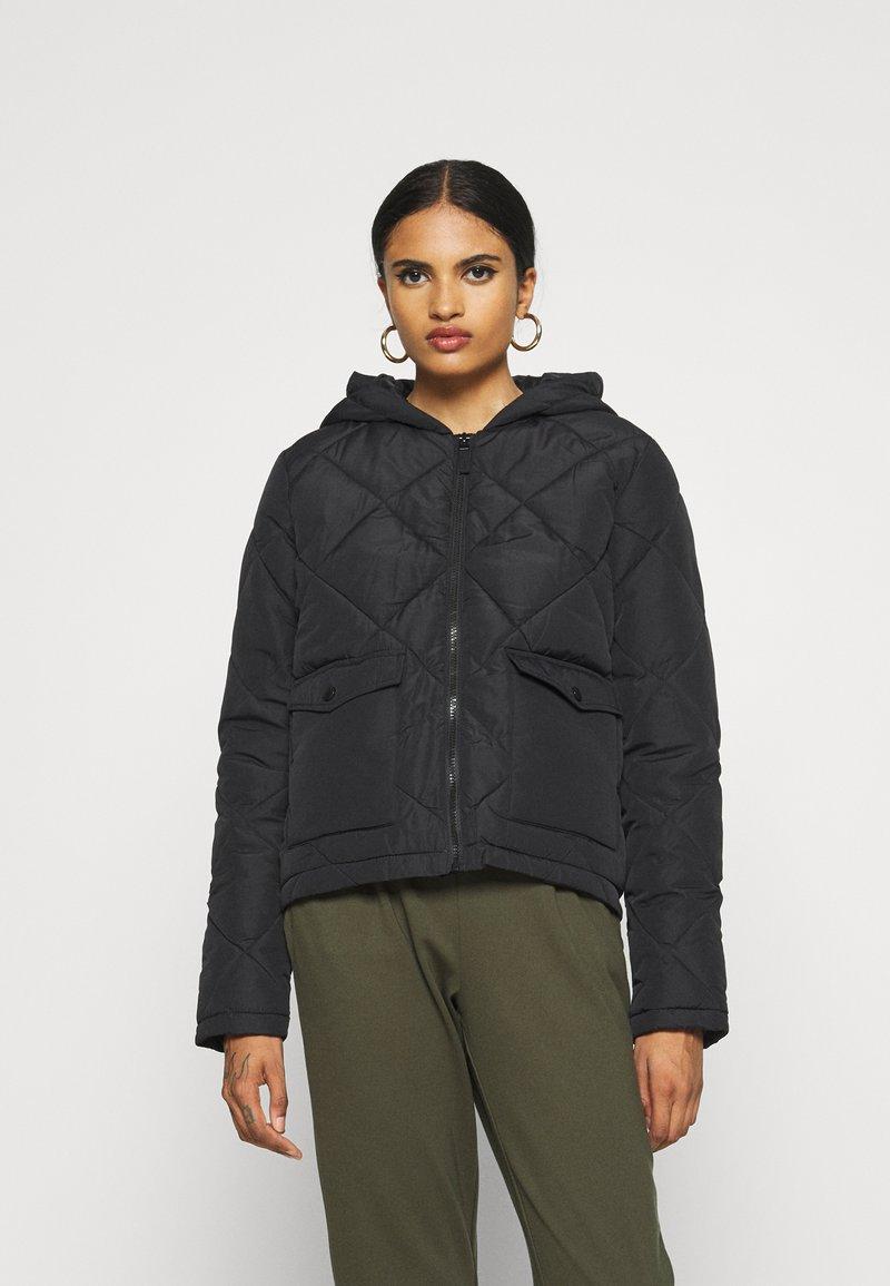 Noisy May - NMFALCON - Light jacket - black/black
