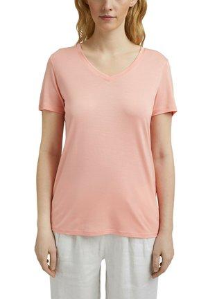 Basic T-shirt - salmon