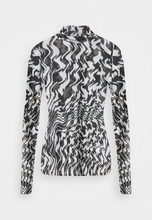 DILIONA - Long sleeved top - open miscellaneous