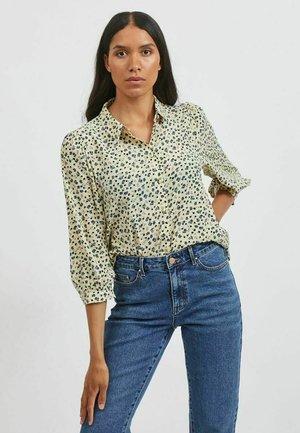 OBERTEIL MIT  - Button-down blouse - birch