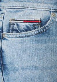 Tommy Jeans - NORA - Skinny džíny - denim light - 5