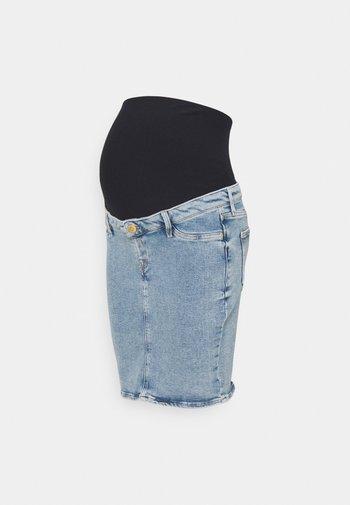 Denim skirt - mid authentic