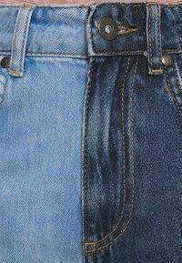 The Ragged Priest - HALF & HALF - Jeansshorts - light blue - 4