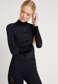 Daquïni - BROOKE - Training jacket - black - 0