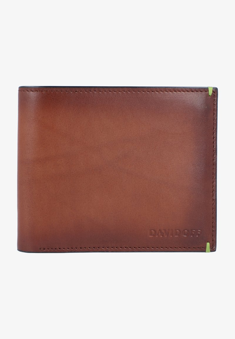 DAVIDOFF - Wallet - cognac
